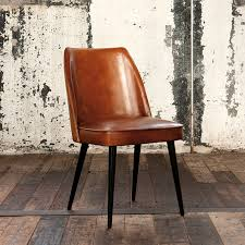 vintage leather dining chairs vintage leather dining chairs