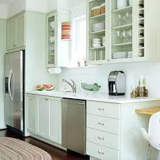 light colored cabinets light green painted cabinets for small kitchens light brown kitchen cabinets with white