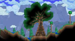 I Made A Living Wood House What Do You Think Terraria