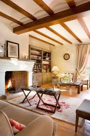 15 salones con chimenea  ElMueble.com  Salones