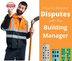 Buiding Manager How To Resolve Disputes With The Building Manager Mybodycorpreport