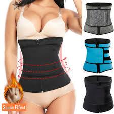 Fajas Colombianas Size Chart Details About Women Fajas Colombianas Body Shaper Slimming Sauna Belt Waist Trainer Girdle Hot