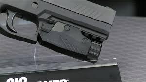 Sig P365 With Light Foxtrot1 Pistol Flashlight