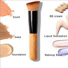 foundation brush types. new type 1pcs multi function pro natural makeup brushes powder concealer blush liquid foundation make up brush set-in \u0026 tools from beauty types d