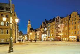 Vous voulez découvrir villes à pologne incroyables? Pologne Wroclaw La Ville Aux 112 Ponts Capitale Europeenne De La Culture