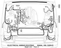 basic 22r wiring diagram pirate4x4 4x4 and off road forum Toyota Wiring Harness Diagram toyota 22re wiring harness images 1973 corvette wiring diagram, wiring diagram toyota tacoma wiring harness diagram