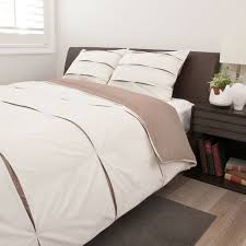 the vista beige duvet cover and shams from crane canopy