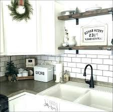 amazing large subway tile backsplash white with light gray grout kitchen shower bathroom for home depot idea bathtub surround dimension