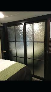 wonderful rv sliding bedroom door rv universal sliding mirrored door latch