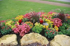 Best Flower Bed Designs Circular Shade Planter Gardening Planting Beds Design