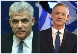 Benny Gantz and Yair Lapid are discussing joining forces - MK Shelah