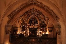 photo courtesy of the sedlec ossuary
