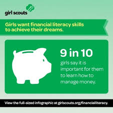 best financial literacy images families finance  girls want financial literacy skills to achieve their dreams
