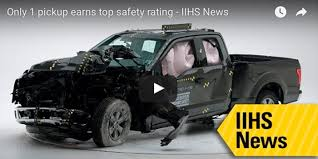 Ford F-150 Nabs Only Good Rating for Small Overlap Protection
