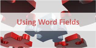 Microsoft Word Update All Fields Microsoft Word Tip Create Dynamic Documents Using Fields