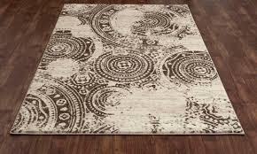 heritage coins beige rug