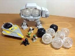 <b>Hasbro Star Wars Fighter</b> Pods Micro Heroes Lando Cairissian ...