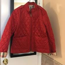 Women's Red Burberry Quilted Jacket on Poshmark & Burberry quilted jacket ❗️SALE ❗️today only Adamdwight.com
