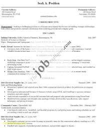 Unique Basic Resume Template Free Best Templates