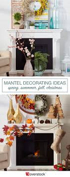 42 best Fireplace Mantel Decorating Ideas images on Pinterest ...