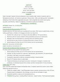 Customer Service Call Center Resume New Graduate Nurse Resume