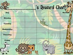Chart Jungle Reward Chart Jungle