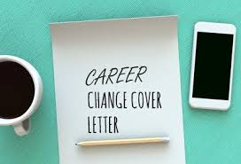 career change cover letter sample changing careers cover letter