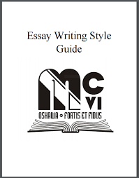 essay writing and citation style guides r s mclaughlin cvi essay guide title page png