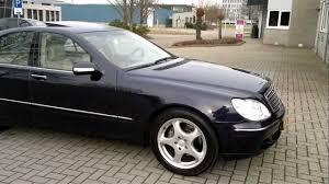Mercedes-Benz W220 S320 CDI - 2002 - Facelift. - YouTube
