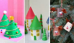 Image result for christmas crafts