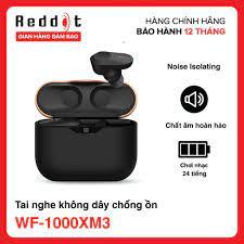 Tai Nghe True Wireless Sony WF-1000XM3 Chống Ồn Chủ Động
