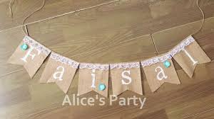 20 Baby Shower Banner Templates U2013 Free Sample Example Format Baby Shower Burlap Banner