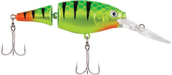 Flicker Shad Jointed 7 Hard Bait Lure