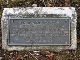 thoreau s resistance professor park s blog in the resulting essay which drew from an 1848 public lecture thoreau outlined the dangers of democratic governance the voice of the people does not