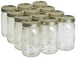 kerr 0519 wide mouth jar quart 32oz case of 12