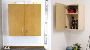 Garage Design Hangingl Cabinets In Garage Office For Storage Door