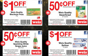 Sparkling Image Coupons New Weis Coupons 1 4 16 Blackeye Peas Sparkling White
