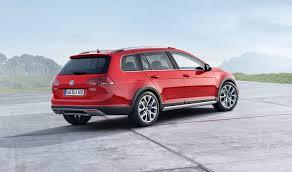 edmunds new car release datesAWD 2017 VW Golf SportWagen Alltrack Release Date