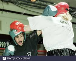 Beautician Lourdes McDermott, 26, (left) from Inverness beat Marie ...