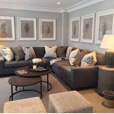 furniture designs for living room. All Grey Living Room Idea- Home Decor- Sectional Couch Furniture Designs For