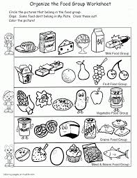 Coloring Download. Food Group Coloring Pages: Food Group Coloring ...