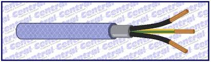 Sy Nr Oz Armoured Control Cable Nod Cores Central Cables