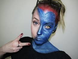 mystique x men makeup tutorial and announcement you