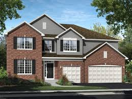 ... New Haven Floor Plan In Bartlett Pointe West CalAtlantic Homes With Il  And Image 1940 1456 ...
