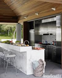 20 outdoor kitchen design ideas and pictures inside outdoor
