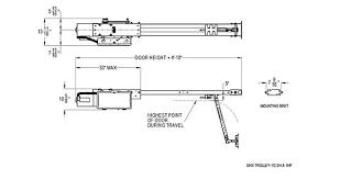 technical information gcl gt heavy duty gear head trolley wiring diagram