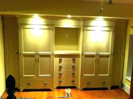 full size of build closet shelves cedar in basement built closets ideas bedroom cabinets self storage howell mi how to a garage wo