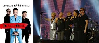 Depeche Mode Key Arena Seattle Wa Tickets Information