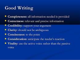 writing skills all topics full presentation good