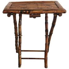 folding side table gracious living canada link outdoor